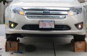 2010 Ford Fusion se cacha brouillards Installation