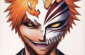 Masque creux fracturée Ichigo