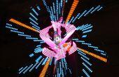 L'affichage volumétrique 3D sphérique n00tron - exposition Interactive
