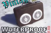 Vintage imperméable Boom Box