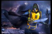 Destin Hunter masque et armure Cosplay construire - les accessoires SKS