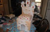 Château de Toadstool Toybox chaise Playset