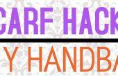 Comment faire un sac à main bricolage sur une écharpe