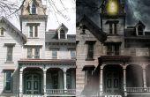 Haunted House Edit Photo