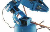 Faire votre propre bras de Robot 3D imprimé