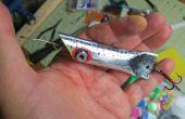 Appât de pêche conduit tuyau dix cents en DIY