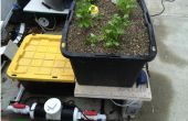 GROW-lit--partie d'aquaponique balcon jardin