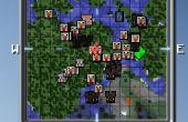 Installer Minimap Minecraft de Zan/Voxel/Rei 1.7.10 [facile]
