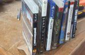 La plate-forme d'exploitation des cas de jeu vidéo (carton)