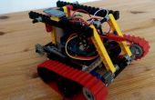 LEGO voiture/réservoir, arduino répond android