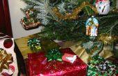 Faire un sapin de Noël Watering System caché