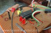 Projet USB:-carte d'Interface USB à l'aide de PIC18F4550