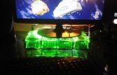 Jagermeister mod: USB de koob alimenté le socle d'écran LED