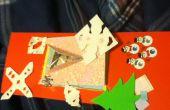 Porte-carte argent - fenêtre