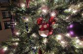 Comment faire un ornement de Noël pas cher Deadmau5
