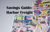 Guide de Harbor Freight Coupons, offres et trucs gratuits