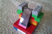 Support de téléphone/tablette LEGO duplo
