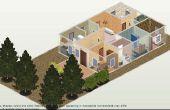 Conception de votre maison avec Autodesk Homestyler