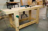 Construire votre propre établi de style Roubo. (Intro et bois de sélection des projets)