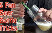 5 astuces de bouteille de bière que vous devez savoir !