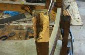 Comment réparer une chaise cassée le pied