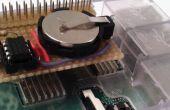 Un casque élégant, empilage, horloge temps réel pour le Raspberry Pi
