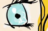 Comment dessiner les yeux Anime
