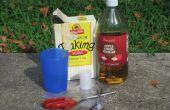Vinaigre/bicarbonate de soude Grenade