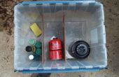 Séparateurs pour les boîtes de rangement empilables
