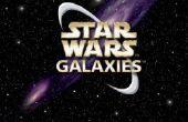 L'exécution de Star Wars Galaxies sans matériel tadie &