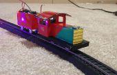 Complètement Scratch construit Locomotive Echelle HO