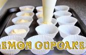 Comment faire des Cupcakes citron facile de Super