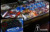 Arcade Stick PS4 compatibilité-Hori FC4 Pad Hack