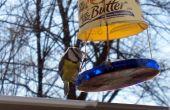 Gourmet-recyclage maison d'oiseau