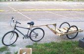 Faire une remorque à vélo pour moins de 10 $ !