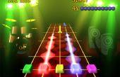 Comment jouer gratuitement à chaque chanson Guitar Hero et Rock Band.