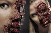 Accident de voiture / Zombie - SFX maquillage Tutorial