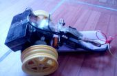 ☺DIY 2 roues motrices Rover ☻