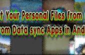 Cacher votre personnel / privé fichiers sans sécurité application dans Android ou de Locker tout