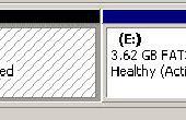 Créer une Partition cachée sur un lecteur Flash USB qui reste même après le formatage