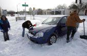 Get non-coincé - neige marches pour votre voiture