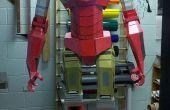 Grandeur nature 3D Ironman