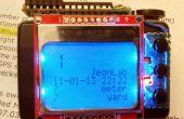 Mesure de distance (et plus) dispositif utilisant Arduino et GPS