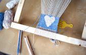 Faire un Frame métier à tisser pour tisser