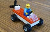 Comment faire une voiture d'hélice Lego Sweet !