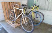 Palettier simple du vélo