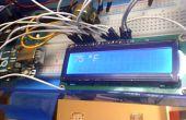 Arduino LCD Thermomètre