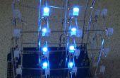 Arduino LED 4 x 4 x 4 Cube avec 595 registres à décalage Kit DIY