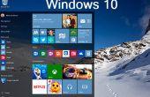 Comment faire pour enregistrer l'écran Windows 10