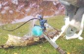 Pompe à eau vélo exploité (Tuntipump)